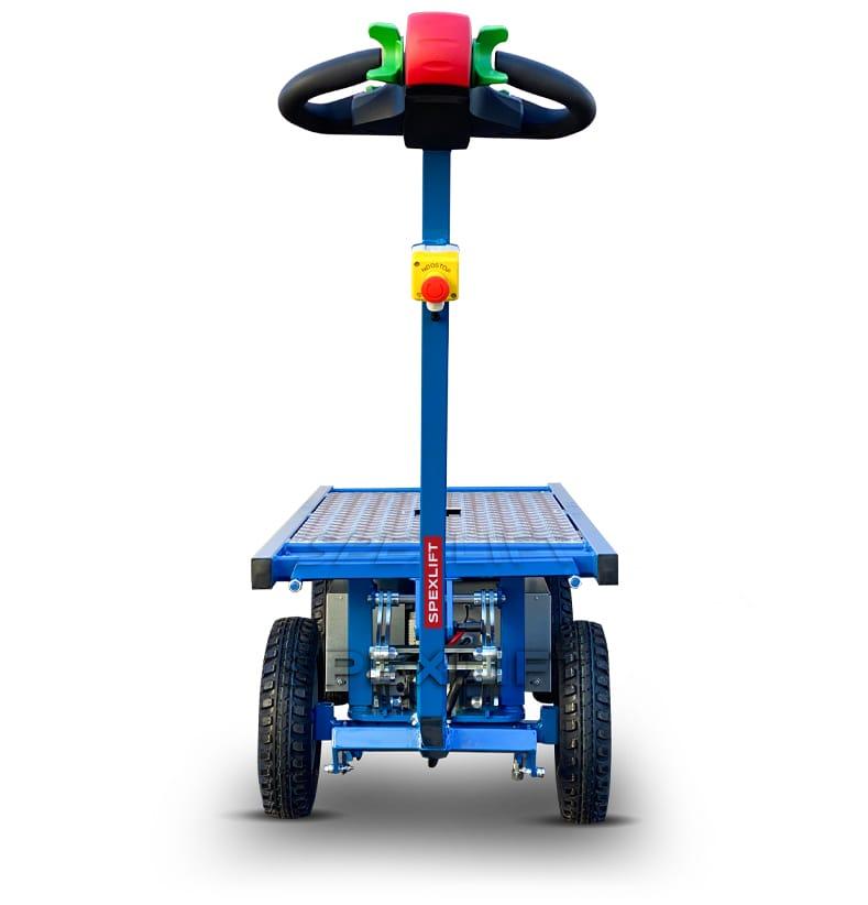 ErgoMover Lift&Go Elektro Transportwagen mieten und kaufen Sexlift