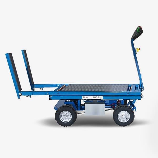 ErgoMover Manipulator Elektrischer Transportwagen mieten und kaufen Spexlift