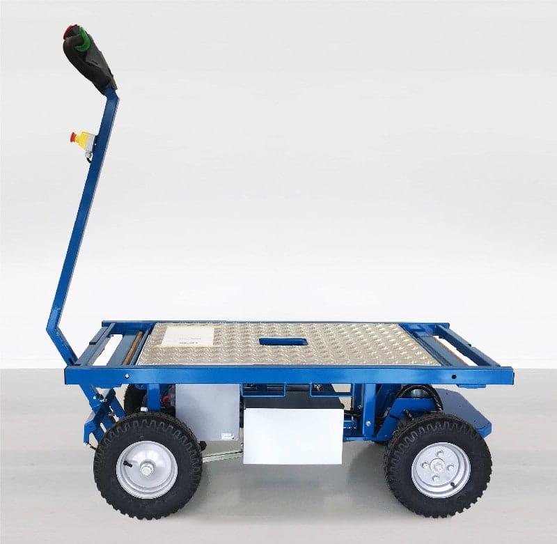 Elektro-Transportwagen ErgoMover Go mieten und gebraucht kaufen