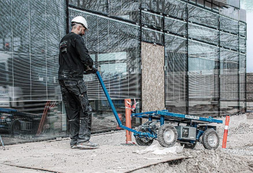 Elektro Transportwagen ErgoMover Go 1500 kg Traglast