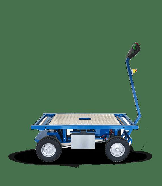 ErgoMover Elektrischer Transportwagen mieten und kaufen