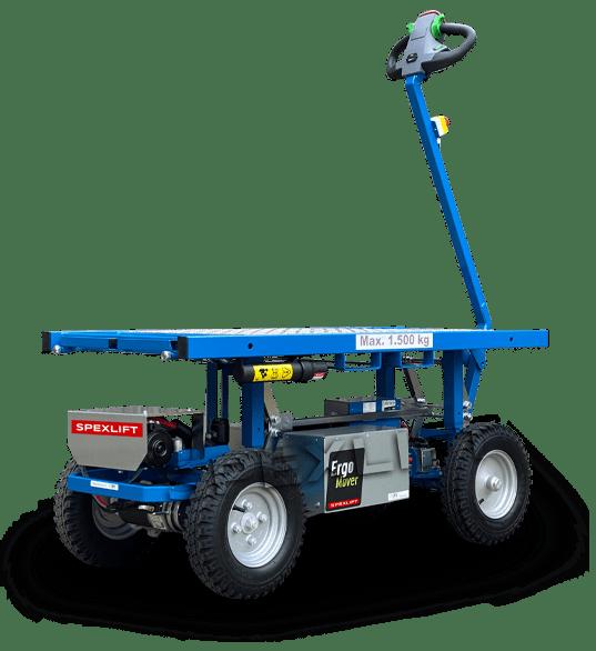 Elektrischer Transportwagen ErgoMover mieten und kaufen Spexlift