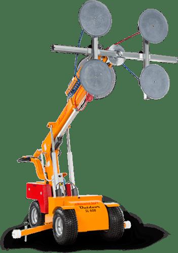Glaslift Smartlift SL608 mieten