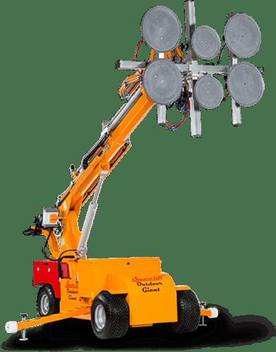 Smartlift SL808 Outdoor Vermietung und Verkauf