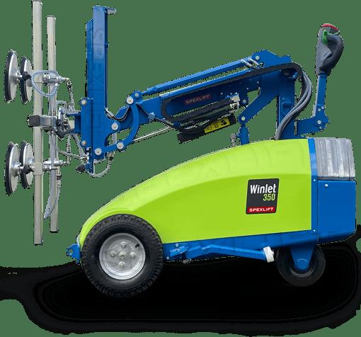 Winlet 350 Verglasungsroboter mieten und kaufen