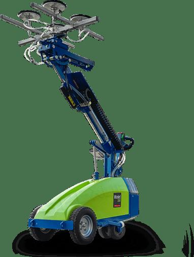 Glasroboter Winlet 350 Überkopfmontage