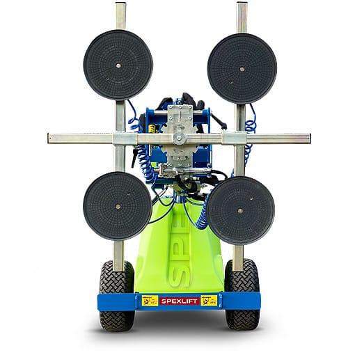 Winlet 400 Glasroboter Vermietung
