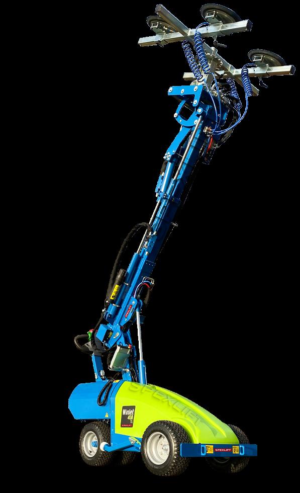 Winlet 400 Glaslifter mieten  | Glasroboter kaufen