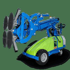 Glaslifter Winlet 785 Verglasungsroboter