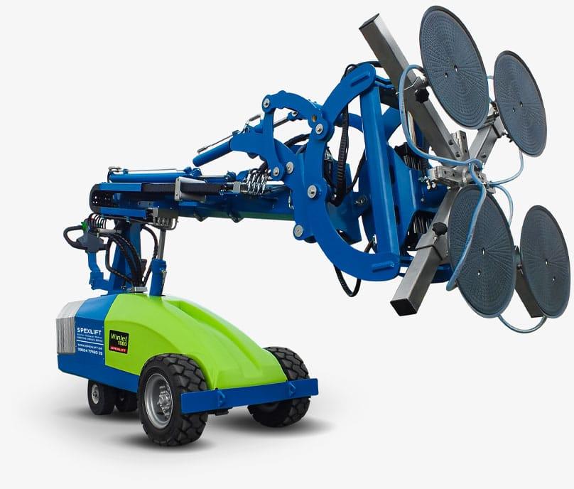 Glaslifter Winlet 1000 Verglasungsroboter mieten und kaufen Spexlift