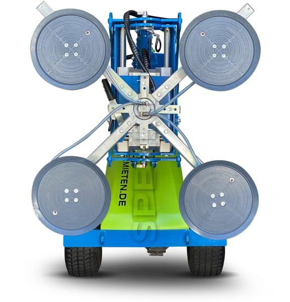 Glasroboter Winlet 600 mieten und gebraucht kaufen