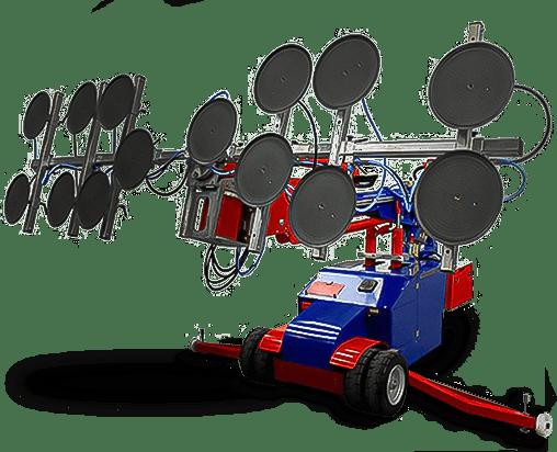 Verglasungsroboter KS Robot 1000 mieten und gebraucht kaufen