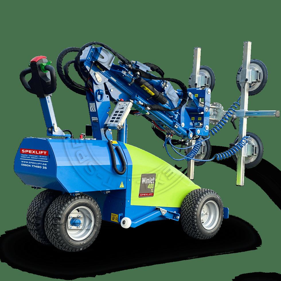 Winlet 400 Glaslifter Verglasungsroboter mieten