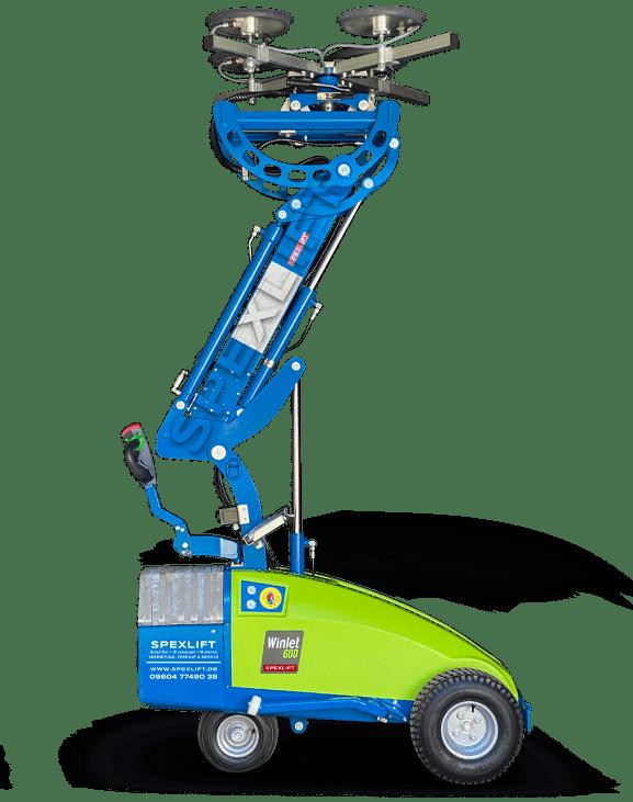 Glasroboter Winlet 600 Glaslifter mieten und kaufen
