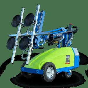 Winlet 350 Glasroboter