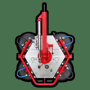 Glassauger DSKZ2-12V bis 600 kg für Krane und Glasmontage mieten oder kaufen