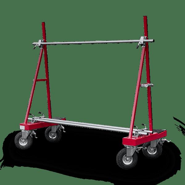 Glastransportwagen, Glaswagen und Plattenwagen mieten und kaufen