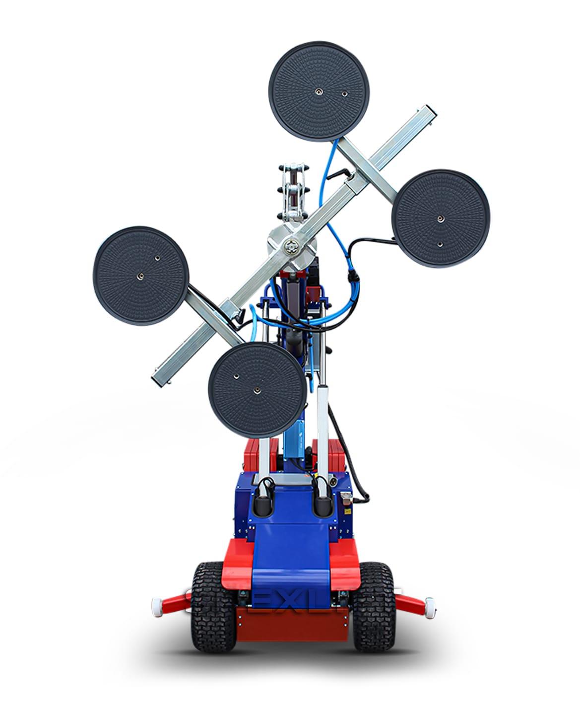 KS Robot 350 Offroad Glasmontagegerät