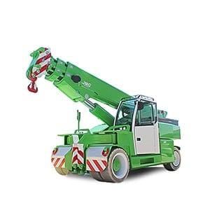 Mobilkran Pick&Carry 16 Tonnen mieten