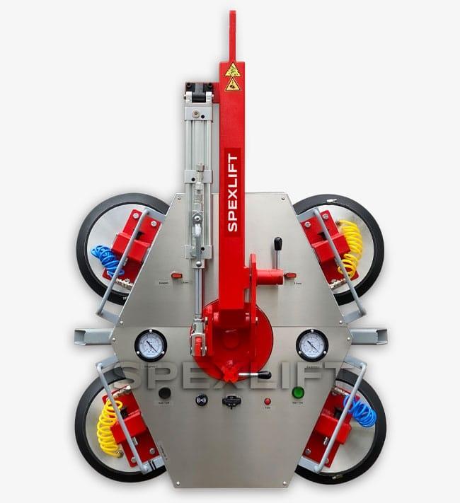 Vakuum Glassauger VGS720 mieten und kaufen Spexlift