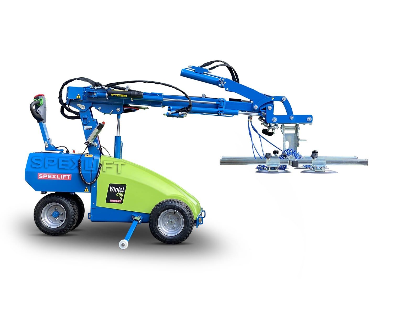 Winlet 400 Glasroboter Glasmontagegerät bis 415 kg Traglast