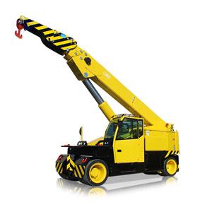 Mobilkran Pick&Carry 35 Tonnen Traglast mieten